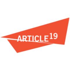 تصویر کوچکی از Article 19